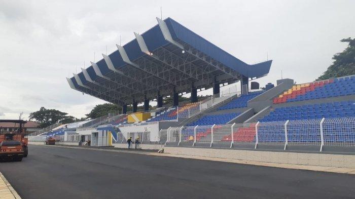 Ini Sejumlah Fasilitas Baru Stadion Benteng Kota Tangerang yang Jadi Lokasi Seremoni Poprov Banten