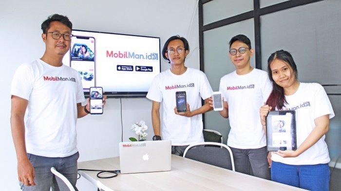 Berawal dari Youtube, Kini Startup Mobilman.id Layani Jual Beli Mobil Bekas