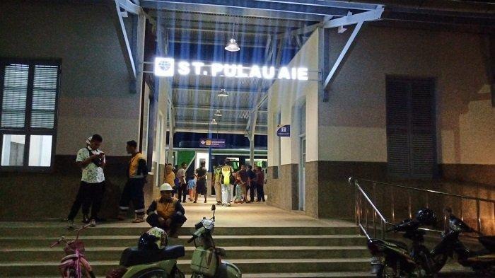 Sejarah Stasiun Tertua di Sumatera Barat yang Diaktifkan Kembali Sejak 44 Tahun Tak Beroperasi