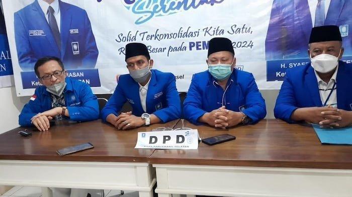 Selesai Gelar Muscab, DPP PAN Tangsel Berharap Bisa Bentuk Fraksi Sendiri di DPRD