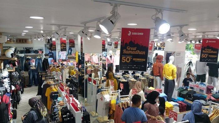 3Second Family Store Serang dan Otsky Store Mulai Ramai Diserbu Pembeli, Warna Kalem Paling Diburu