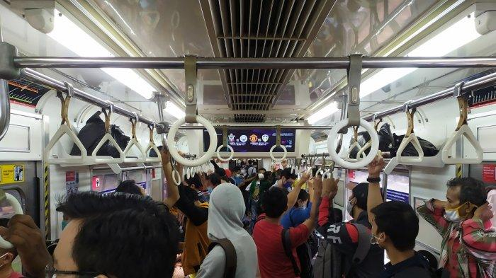 Naik KRL Rute Rangkasbitung-Jakarta, Ada Gerbong Khusus Wanita, Berhenti 2-3 Menit di Setiap Stasiun