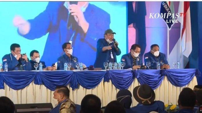Jhoni Allen Dikabarkan Bergabung Lagi ke Partai Demokrat Kubu AHY, Ini Tanggapan Kubu Moeldoko