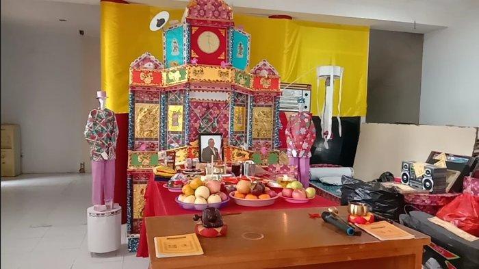 Tahun Baru Imlek, Mengenal Vihara Cetya Kwan Ti Kong Banten dan Sosok Lim Kian Seng