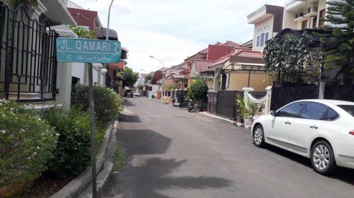 Lokasi Penangkapan Terduga Teroris di Tangerang, Pemukiman Mendadak Sepi hanya Ada Petugas Berjaga