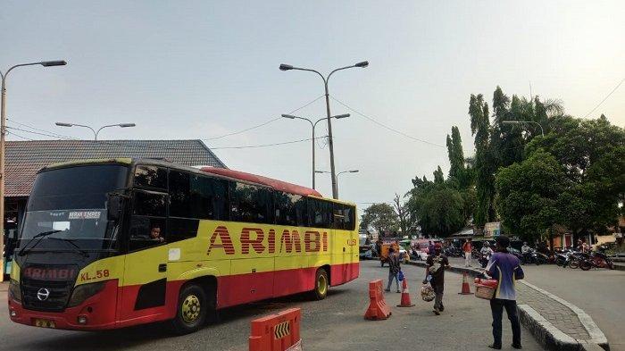 Berlaku Larangan Mudik dan Harga Tiket Bus Naik, Penumpang: Asal Bisa Lebaran di Kampung