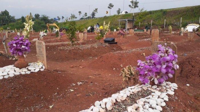 305 Jenazah Covid-19 Selama 1 Pekan, TPU Jombang Buka Lahan Pemakaman Baru untuk Atasi Krisis Lahan