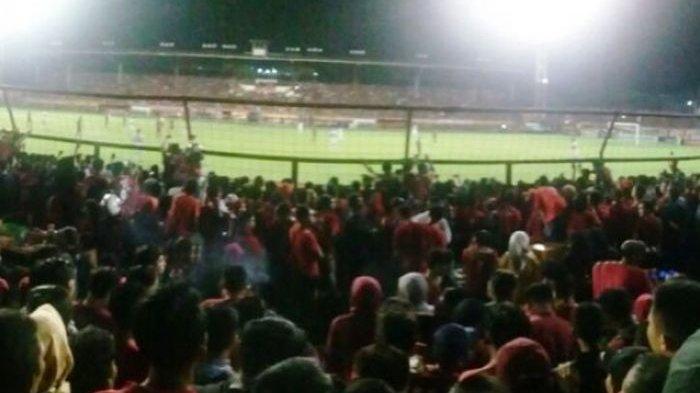 Jelang Kick Off Liga 1 Bali United Vs Persik Kediri, Suporter Minta Hal Ini ke Pemerintah