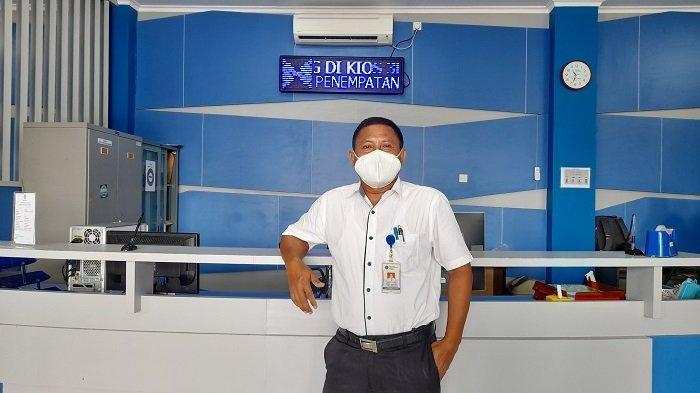 Sub Koordinator Pemberdayaan Balai Besar Pengembangan Latihan Kerja Serang (BBPLK Serang) Sayekto