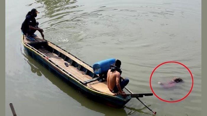 Warga Temukan Mayat di Sungai Cisadane Tangerang