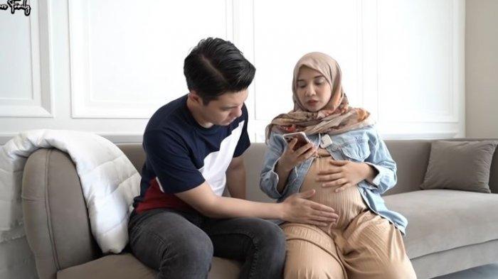 Zaskia Sungkar dan Irwansyah Ungkap Arti dan Alasan Pilih Nama Itu untuk Anak Pertamanya