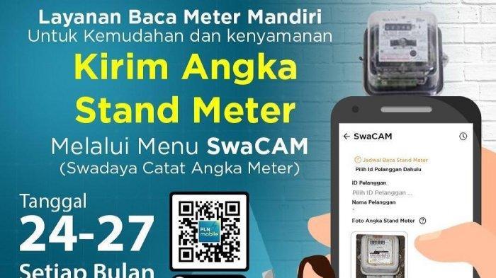 Cara Membaca Meter Listrik Mandiri Melalui Fitur SwaCAM di Aplikasi Mobile PLN, Sangat Mudah