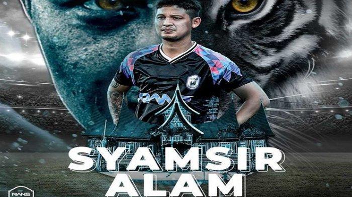 Berharap Liga 2 Segera Bergulir, Syamsir Alam Tak Sabar RANS Cilegon FC Bertemu Persis Solo