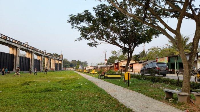Jadi Tempat Wisata di Kabupaten Serang, Ini Wajah Baru Bendungan Lama Pamarayan