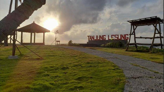 Pesona Tanjung Lesung di Ujung Barat Pulau Jawa, Panorama Indah dan Wahana Ekstrem Ada di Sana