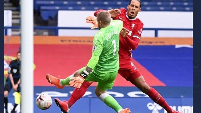 Liverpool Sampaikan Kondisi Terkini Virgil van Dijk