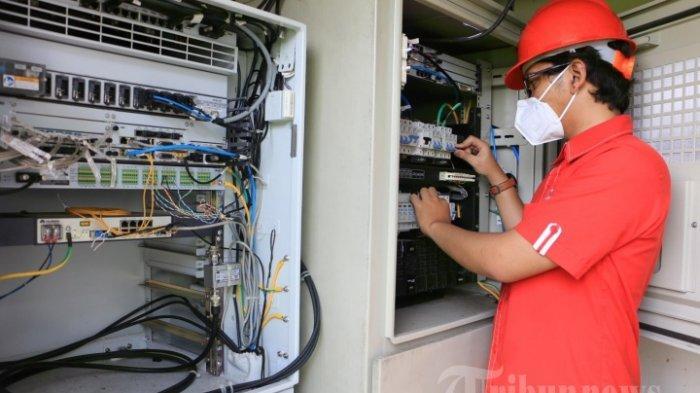 Layanan Internet di Sejumlah Wilayah Sempat Terganggu, Telkomsel: Sudah Berangsur Pulih