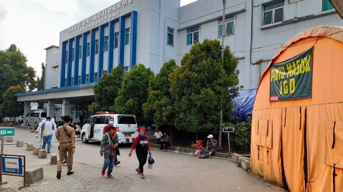RSUD Adjidarmo Lebak Penuh Pasien Covid-19, Direktur: Jujur Kami Sudah Tidak Bisa Berbuat Apa-apa