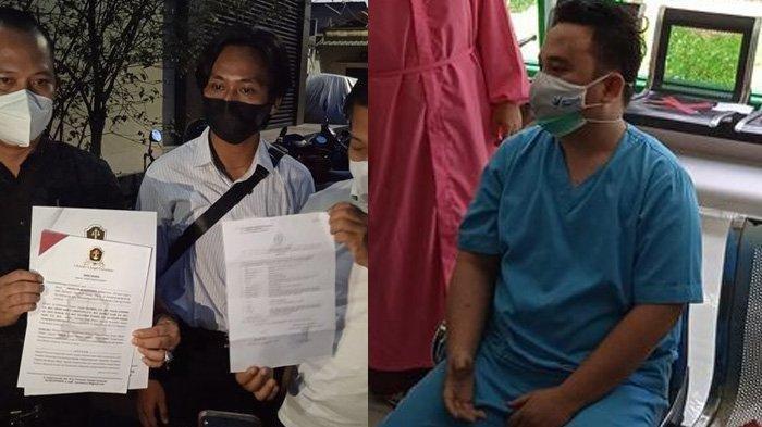 Pelaku Penganiayaan Perawat di Puskemas Kedaton Melaporkan Balik Korban, Mengaku Dipukuli Duluan