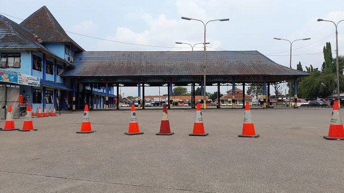 Larangan Mudik, Kepala Terminal Pakupatan Minta Maaf Belum Bisa Layani Perjalanan Pulang Kampung