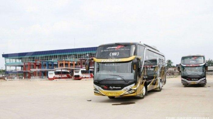 Terminal Pondok Cabe, Pamulang, Tangerang Selatan