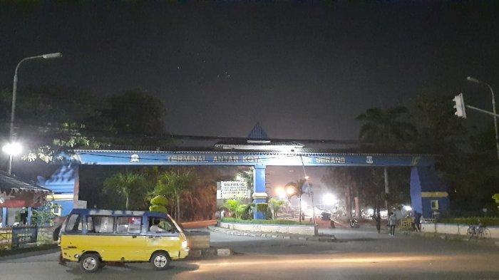 Terminal Pakupatan Serang Bakal Ditutup