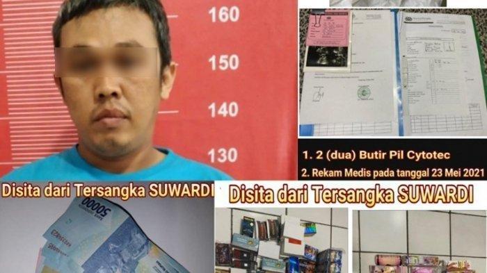 Pengakuan Penjual Obat Aborsi Illegal di Tangerang: 31 Pasangan Kekasih Pernah Bertransaksi