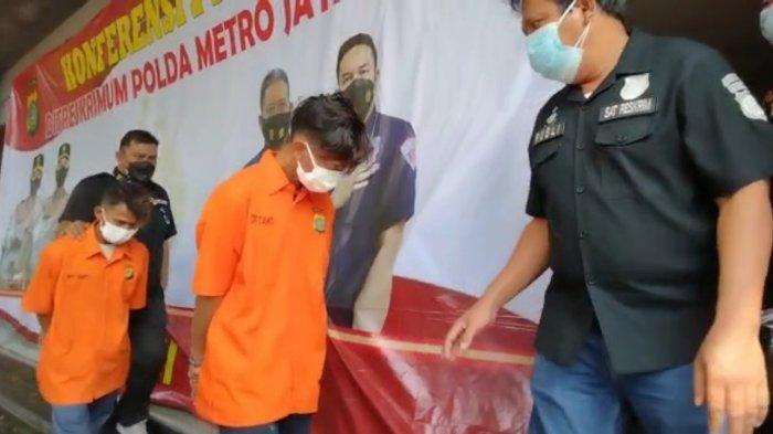 Isak Tangis Juragan Angkot Otak dari Penembakan Paranormal di Tangerang, Tak Terima Istrinya Dinodai