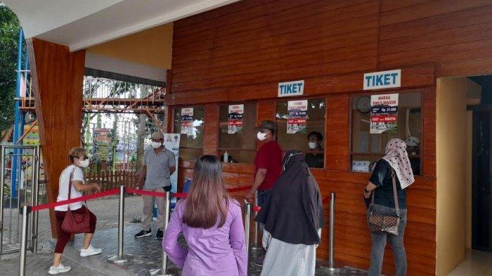Sempat Tutup Selama Tiga Bulan, Kini Tempat Wisata MBS Kota Serang Kembali Dibuka