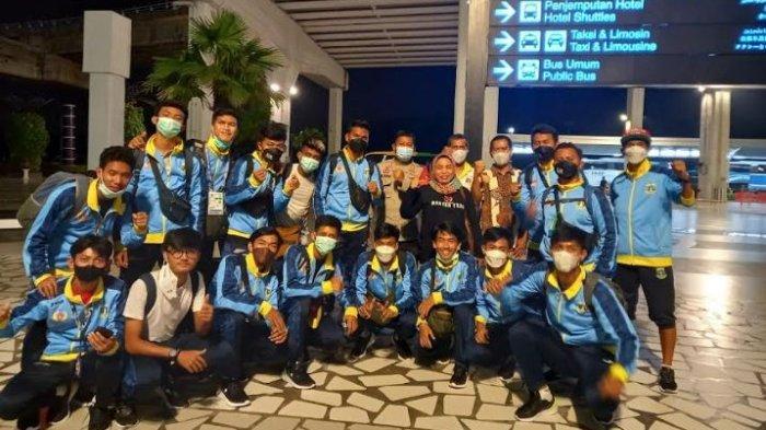 Kalah di Penyisihan Grup, Tim  Futsal asal Banten Balik Kanan dari PON XX Papua 2021