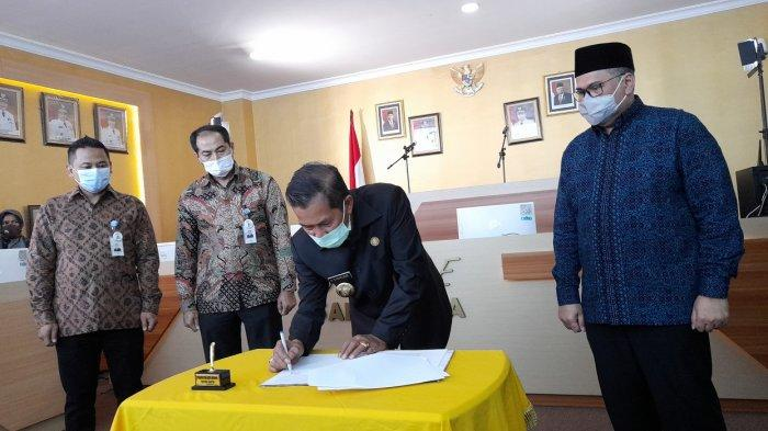 Bank Indonesia Banten-Pemkot Serang Luncurkan TP2DD, Permudah Layanan bagi Masyarakat dan Pemerintah