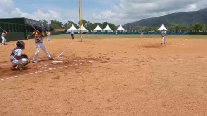 PON Papua, Tim Softball dan Baseball Banten Alami Kekalahan
