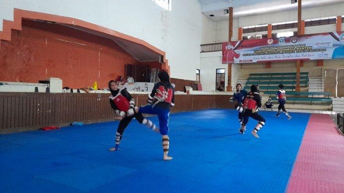 Atlet Taekwondo Banten Dipulangkan saat Libur Idul Adha, Pelatih: Latihan Mandiri Dipantau Online