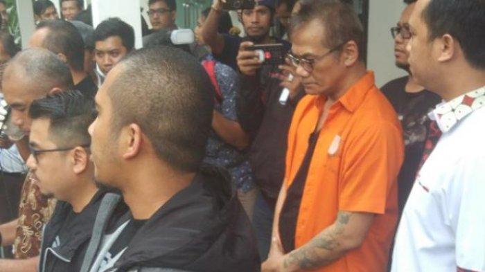 BREAKING NEWS: Tio Pakusadewo Kembali Ditangkap Terkait Kasus Narkoba