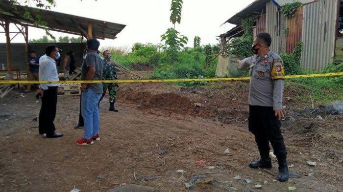 Pemuda Asal Tangerang Ditemukan Tewas Gantung diri di Gubuk