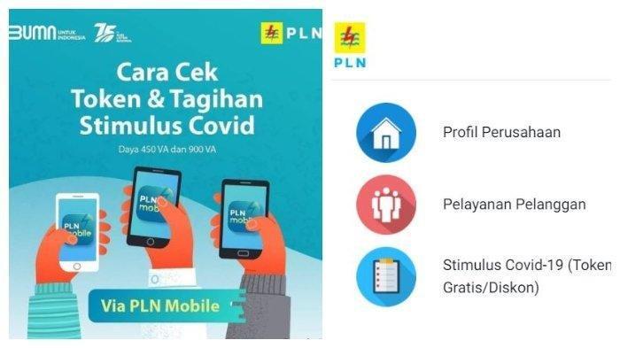 2 Cara Klaim Token Listrik Gratis PLN Bulan Maret 2021: Login stimulus.pln.co.id atau PLN Mobile