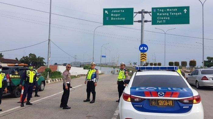 Fakta Penutupan Tol Jakarta-Tangerang yang Viral, Masih Terkait Corona