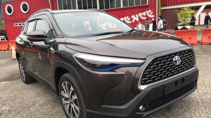 Toyota Corolla Cross Meluncur di Indonesia, Ini Spek dan Beragam Fitur Keselamatannya
