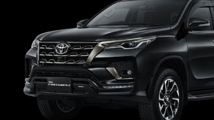 Siap-siap Peluncuran Toyota Fortuner Berkapasitas Mesin 2.800 cc, Ini Perkiraan Harga dan Tipenya