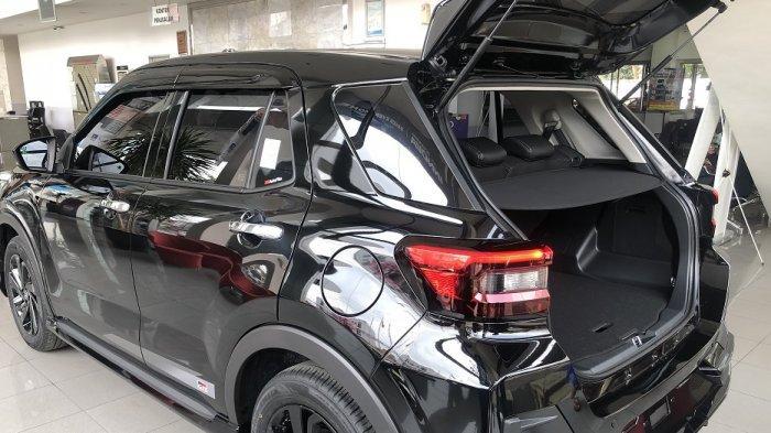 Toyota Raize di Tunas Toyota Serang.