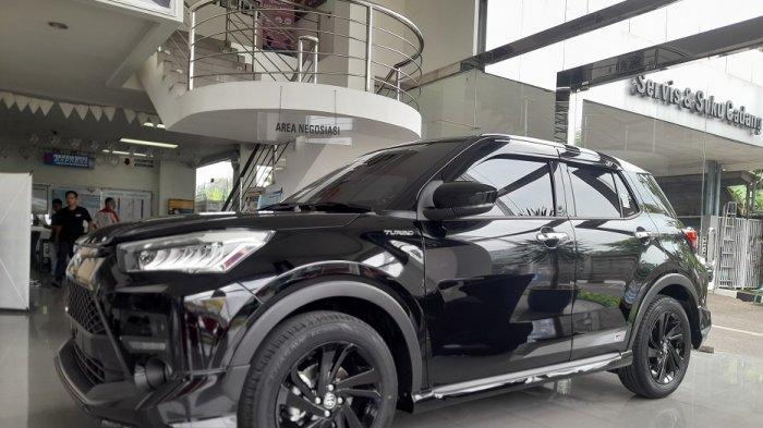 Toyota Raize Hadir di Serang Cukup DP Rp 1 Juta, Berikut Estimasi Harga dan Spesifikasinya