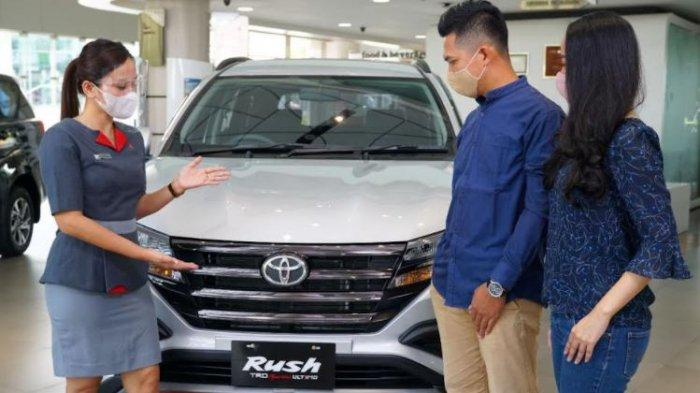 Toyota Auto 2000 Serang Targetkan Peningkatan Penjualan 20 persen di Tahun 2021