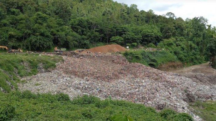 TPSA Cilowong Serang Kelola Sampah Jadi Pupuk Kompos dan Disinfektan