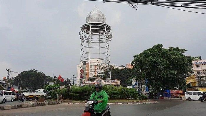 Tugu Pamulang, Monumen Senilai Rp 300 Juta yang Jadi Kontroversi karena Bentuk Mirip Toren Air