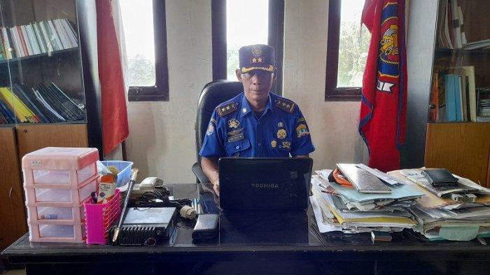 Profil Kepala Seksi Pemadam Kebakaran Kota Serang Uba Agus, Raih Penghargaan di Era SBY dan Jokowi