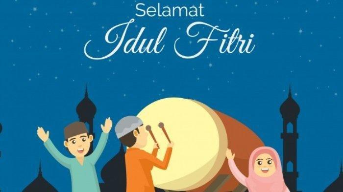 Kumpulan Ucapan Selamat Hari Raya Idul Fitri 2021, Cocok Dijadikan Status Media Sosial