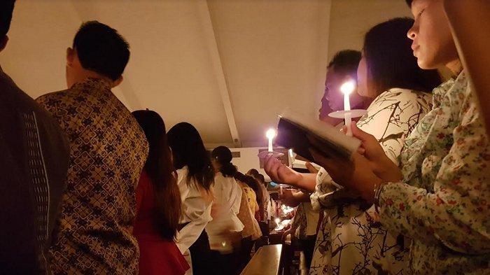 Jadwal Misa Online Pekan Suci Paskah 2021: Kamis Putih, Jumat Agung dan Vigili Paskah