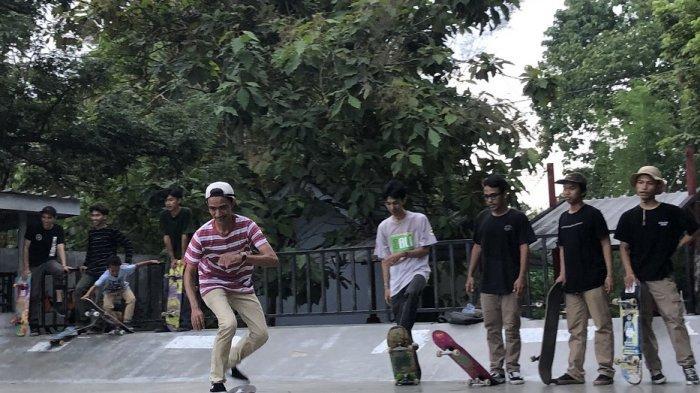 Hobi Bermain Papan Luncur? Gabung di Komunitas United One Skateboard Serang, Gratis! Ini Syaratnya