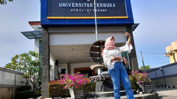 Universitas Terbuka Serang Buka Pendaftaran Mahasiswa Baru, Tanpa Tes, Batas Usia, dan Tahun Ijazah