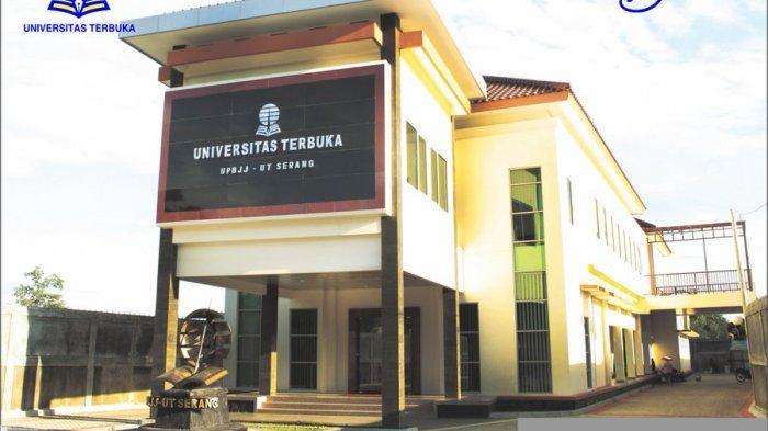 Universitas Terbuka Serang: Kampus Fleksibel untuk Pekerja atau Lulusan Sekolah, Masuk Tanpa Tes